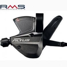 Set comenzi schimbator Shimano Altus 3x9V SL-M370-L PB Cod Produs: 525323300RM