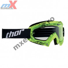 MXE Ochelari cross copii Thor Enemy, Splatter, verde Cod Produs: 26011739PE - Ochelari moto