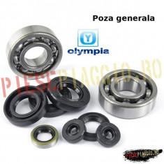 Kit rulmenti ambielaj 25x62x17 Minarelli/Yamaha 125-150-180 PP Cod Produs: 58180OL - Kit rulmenti Moto