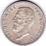 Carol I. 2 lei 1912 argint 10 grame puritate 835/1000 (1) DE CALITATE - Moneda Romania