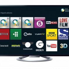 Sony Bravia KDL-42W805A, 3D Smart Full-HD, Triple tunner, 400 Hz, nou! - Televizor LED Sony, 42 inchi (107 cm), Smart TV, Wireless: 1, HDMI: 1