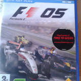 Jocuri playstation 2, ps2, compatibile si la ps3 phat, F1 05 formula 1 - Jocuri PS2 Activision, Curse auto-moto, 12+, Single player