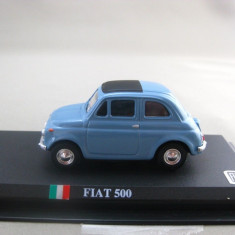 Macheta auto, 1:43 - Macheta Fiat 500 scara 1:43