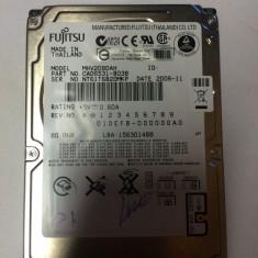 Suport laptop - Hard laptop Fujitsu Siemens IDE de 80 gb - functional