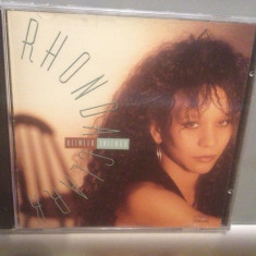 RHONDA CLARK - BETWEEN FRIENDS (1989/CBS REC/USA) - ORIGINAL/NOU/SIGILAT - Muzica R&B sony music, CD