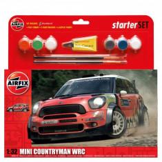 Kit Airfix 55304 Mini Countryman Wrc Scara 1:32 - Jocuri arta si creatie