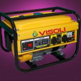 Generator Curent Electric Visoli VSLF-2500 3 KVA Benzina Portabil