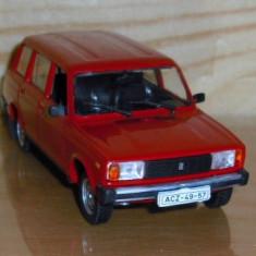 Macheta Lada 2104 Kombi - MASINI DE LEGENDA Polonia scara 1:43 - Macheta auto