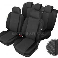 Huse scaune auto ARES pentru Vw Golf 4 Set huse fata + spate - BIT-ARES-1251/1254-29 - Husa Auto