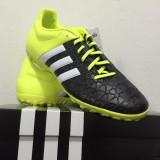Adidasi Fotbal Sintetic Artificial Adidas Ace 15.4 TF 42.5 43 - Ghete fotbal Adidas, Marime: 42 2/3, 43 1/3, Culoare: Din imagine, Barbati, Asfalt: 1, Teren sintetic: 1