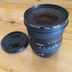 Obiectiv Sigma 10-20 mm EX-DC HSM pentru Canon EF-S - Obiectiv DSLR