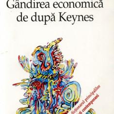 Michel Beaud - Gandirea economica de dupa Keynes - 598866 - Carte Management