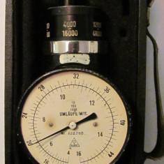 CY - Turometru vechi Germania in cutie