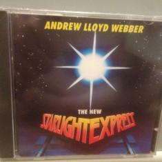 A.L.WEBBER - THE NEW STARLIGHTEXPRESS (1993/POLYDOR/UK) - ORIGINAL/NOU/SIGILAT - Muzica soundtrack universal records, CD