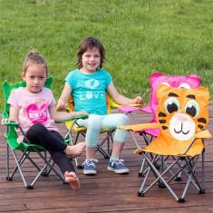 Scaun Pliabil pentru Copii Animale - Masuta/scaun copii