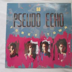 Pseudo Echo – Funky Town - vinyl de 12'', UK disco anii '80 - Muzica Dance rca records, VINIL