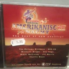 THE BEST OF NEW COUNTRY (1996/BMG ARIOLA/GERMANY) - CD/ORIGINAL/NOU/SIGILAT - Muzica Country