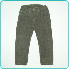 DE FIRMA _ Pantaloni de stofa, FRUMOSI, calitate H&M _ baieti | 3 - 4 ani | 104, Marime: Masura unica, Culoare: Gri
