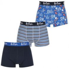 Boxeri Lee Cooper-3 buc/set-S-M-L-XL-XXL - Boxeri barbati, Culoare: Din imagine