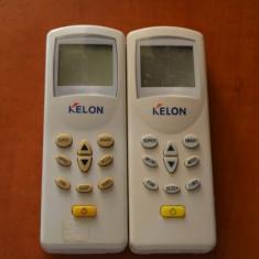 Telecomanda aer conditionat KELON ORIGINALA, IMPECABILA ( AC ),