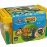 Set constructie Unico Plus Maxi Castel - Jocuri Seturi constructie