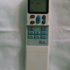 Telecomanda aer conditionat ELECTROLUX ORIGINALA, IMPECABILA ( AC ),