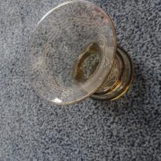Vaza mica din sticla 12 cm - Vaza sticla