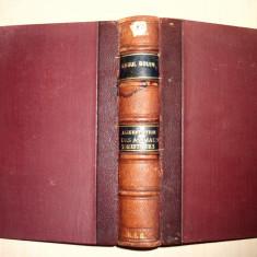ALIMENTATION RATIONNELLE DES ANIMAUX DOMESTIQUES 1905 - Carte Zoologie