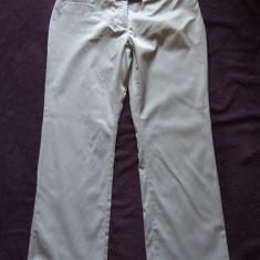 Pantaloni dama H & M, mas. 42, Culoare: Gri, Lungi