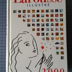 Dictionar Le Petit Larousse Illustre, dictionnaire en couleurs, Paris 2000 - Dictionar ilustrat Altele