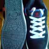 Adidasi Airwalk Brock Skate 43EU piele naturala -produs original - IN STOC - Adidasi barbati, Culoare: Negru