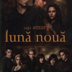 Saga Amurg: Luna Noua. Cartea ilustrata a filmului, autor Mark Cotta Vaz