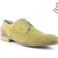 Pantofi din piele naturala intoarsa WITTCHEN-JR - Pantofi barbati, 39, 40, 41, 42, 43