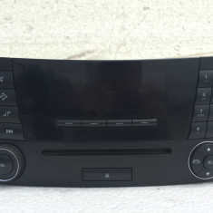 CD-Player Mercedes E-classe w211 s211 DEFECT A2118701290