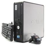 Sisteme desktop fara monitor Dell, Intel Core 2 Duo, 2001-2500 Mhz, 2 GB, 100-199 GB - PC Dell 755.Core 2 Duo E6550 2, 33GHz, 2Gb DDR2, 160Gb SATA, DVD-RW 8892