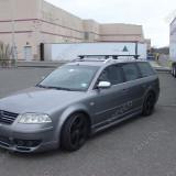Prelungire bara fata tuning, Volkswagen, PASSAT (3B3) - [2000 - 2005] - Prelungire spoiler bara fata Vw Passat B5 3BG ver. 2