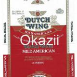 Ambalaj pachet necartonat tigari Dutch Wing / Mild american