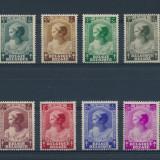 Belgia 1937 printesa Josephine - serie nestampilata MH