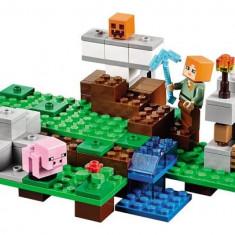 LEGO Minecraft - Legoâ® Minecraftâ Golemul De Fier - 21123