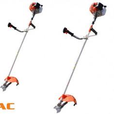 Aspirator/Tocator frunze - Ruris Motocoasa DAC 210, 1.7 CP, Motor TEZ, 2 timpi, 200 mm