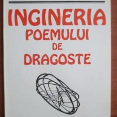 Lucian Vasilescu - Ingineria poemului de dragoste - Carte poezie