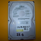 22G.HDD Hard Disk Desktop, Western Digital, 160GB, 8MB 7200rpm SATA2, 100-199 GB, Rotatii: 7200
