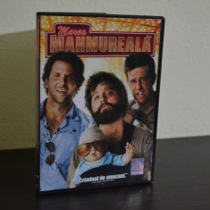 Film DVD 2009 - Marea Mahmureala ( DVD Original, aproape nou ) #78 - Film comedie warner bros. pictures, Romana