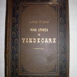 NOUA STIINTA DE VINDECARE, 1896