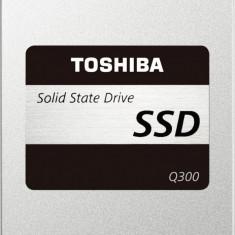 Toshiba SSD Q300 RG4 TLC HDTS812EZSTA, 120GB, SATA, 2.5 inci - HDD SSD