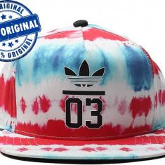 Sapca Barbati - Sapca Adidas Originals Tie-Dye - sapca originala
