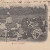 Carte Postala, Circulata, Printata - DOBROGEA, TIGANI ORIENTALI, CIRCULATA