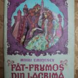 Carte de povesti - FAT FRUMOS DIN LACRIMA - MIHAI EMINESCU - carte pentru copii