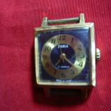 Ceas dama - Ceas de dama Zaria, mecanic, functional, anii '70 URSS, 17 rubine, l=2, 3 cm