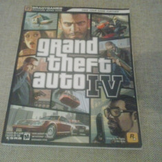 Grand Theft Auto IV - GTA 4 - STRATEGY GUIDE ( GameLand )